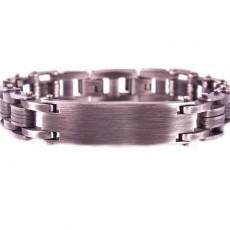 Pulseira de aço ROSSO 150102-1