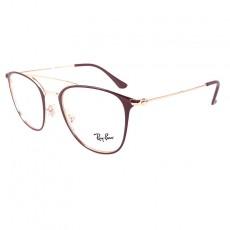 Óculos de grau RAY-BAN RB 6377 2905 50 145