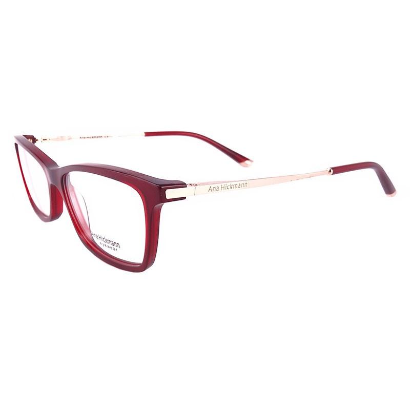 1702cedfcd131 Óculos de grau ANA HICKMANN AH6273 T01 54-15 140