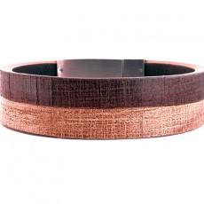 Pulseira de couro ROSSO 150133-2.2.0