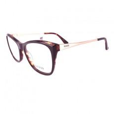 Óculos de grau GUESS GU2604 001 54-17 135