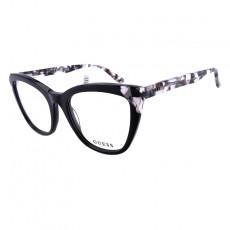 Óculos de grau GUESS GU2674 001 53-19 140